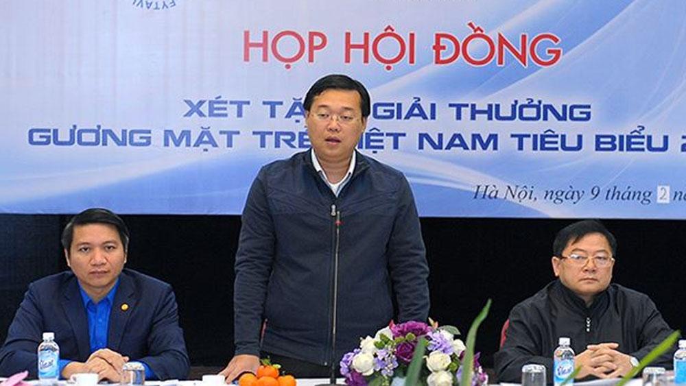 Xét chọn Giải thưởng Gương mặt trẻ Việt Nam tiêu biểu 2017